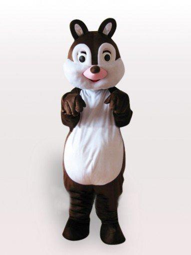Cheap Little Squirrel Adult Mascot Costume