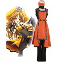 Guilty Gear Jellyfish Pirate May Halloween Cosplay Costume