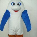 Supply Sea Monster Plush Adult Mascot Costume