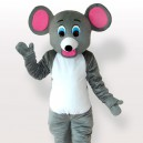 Supply Little Grey Mice Adult Mascot Costume