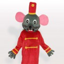 Supply Porter Mouse Adult Mascot Costume