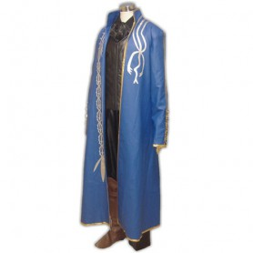 Devil May Cry III Vergil Halloween Cosplay Costume