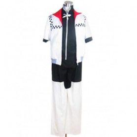 Classic Kingdom Hearts Roxas Halloween Cosplay Costume