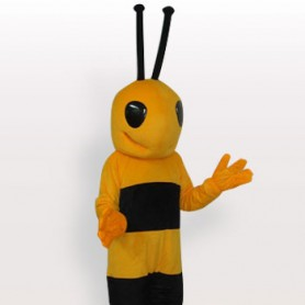 Ant Short Plush Adult Mascot Costume