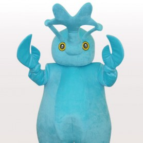 Bettle Short Plush Adult Mascot Costume