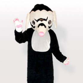 Kinky Mole Adult Mascot Costume