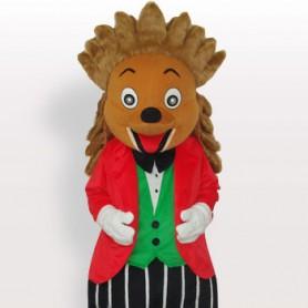 Little Hedgedog Short Plush Adult Mascot Costume