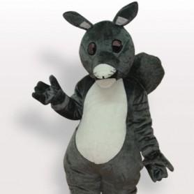 Popular Squirrel Short Plush Adult Mascot Costume