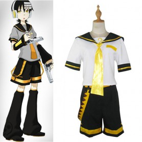 Vocaloid Halloween Cosplay Costume