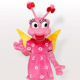 Lady Fenfendu Adult Mascot Costume