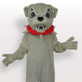 Dog Adult Mascot Costume