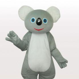 Koala Short Plush Adult Mascot Costume
