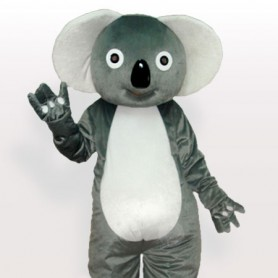 Adorable Big Koala Adult Mascot Costume