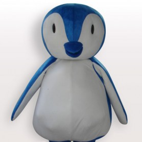 Cheap Penguin Short Plush Adult Mascot Costume