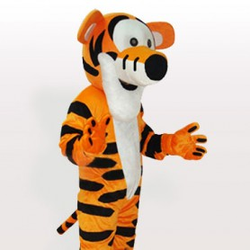 Hobbes Adult Mascot Costume