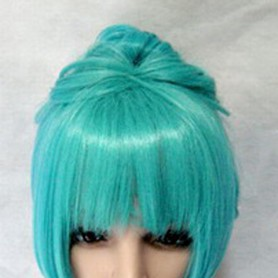 Vocaloid Miku Pale Green Wig