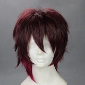 Amnesia Cosplay SHIN Wine Cosplay Wig