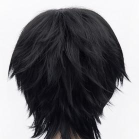 Ao No Exorcist Rin Okumura Black Cosplay Wig