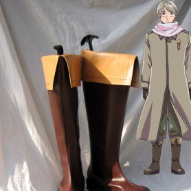 Hetalia Cosplay Axis Powers Russia/Ivan Braginski Cosplay Boots
