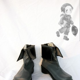 Axis Powers Hetalia China/Yao Wang Cosplay Shoes/Boots