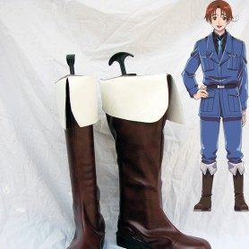 Axis Powers Hetalia Cosplay North Italy Cosplay Boots