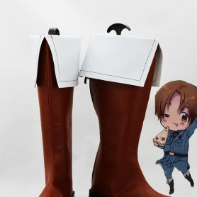 Axis Powers Hetalia Cosplay North Italy Cosplay Show Boots