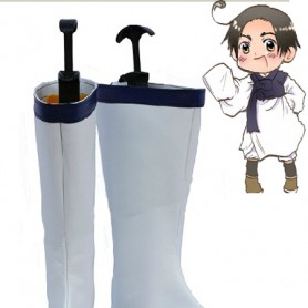 Axis Powers Hetalia Cosplay South Korea Cosplay Boots