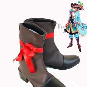 Axis Powers Hetalia French Cosplay Show Boots