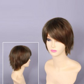 Dynasty Warriors 6 Zhong Hui / Shou Kai Cosplay Wig