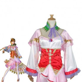 Dynasty Warriors Cosplay Da Qiao Fancy Cosplay Costume