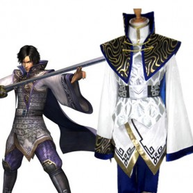 Dynasty Warriors V/Shin Sangokumusou Cao Pi Cosplay Costume