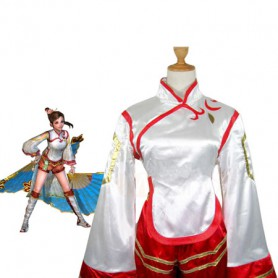 Shin SangokumusouDynasty Warriors Xiao Qiao Cosplay Costume