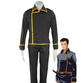 Gin Tama/ Silver Soul Shinsengumi Members Uniform Cosplay Costume