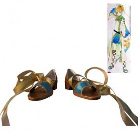 Harukanaru Toki No Naka de 4 Chihiro Ashihara Cosplay Shoes