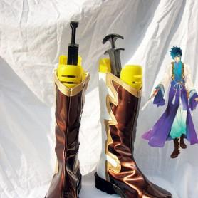 Harukanaru Toki No Naka de 4 Kazahaya Cosplay Boots