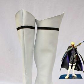 Harukanaru Toki no Naka de 3 Ridvan Hight Heel Cosplay Boots