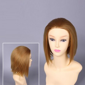 Golden K-ON! Tainaka Ritsu Short Cosplay Wig
