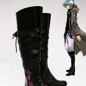 Hitman Reborn D Spade Cosplay Show Boots
