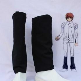 Hitman Reborn Irie Shoichi Cosplay Boots