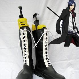 Hitman Reborn Rokudo Mukuro Cosplay Boots