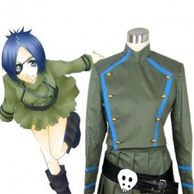 Katekyo Hitman Reborn Cosplay Chrome Dokuro Cosplay Costume