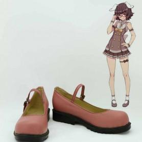 Phantasmagoria Of Dim Dream Tewi Inaba Cosplay Shoes
