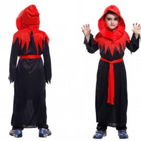 Halloween Costume Costume Vampire Costume Make-up Performance Costume Vampire
