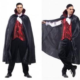 Halloween Costume Masculine Adult Masks Vampire