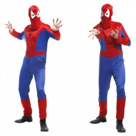Halloween Costumes Adult Spiderman Tights Spider-man Stage