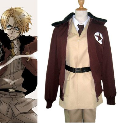 Cool Axis Power Hetalia American Halloween Cosplay Costume