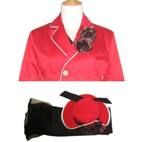 Black Butler Ciel Halloween Cosplay Costume