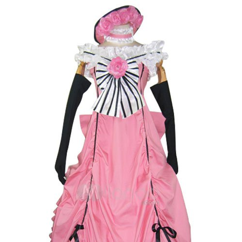 Black Butler  Kuroshitsuji Cie Halloween Cosplay Costume