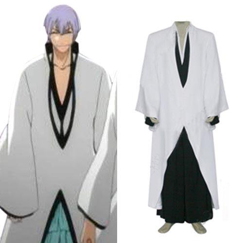 Bleach Ichimaru Gin Arrancar Men\'s cosplay costume