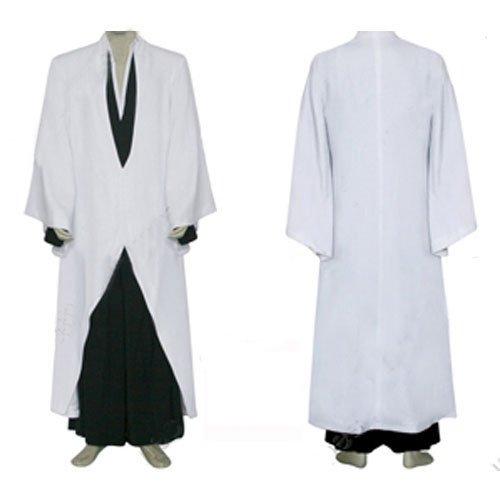 Bleach Ichimaru Gin Arrancar Men\'s cosplay costume